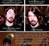 Dave Grohl Is A Good Guy