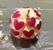 An Apple Of Love
