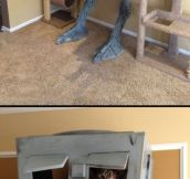 Cat House Level: Star Wars