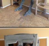 Cat House Level: Star Wars