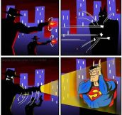 Troll Superman