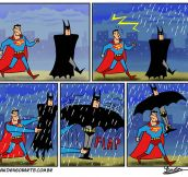 Batman Is So Useful