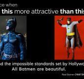 Equality For Batman