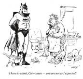 Batman Finds Catwoman