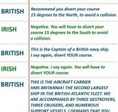 The Main Difference Between The Irish And British