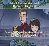 How Frozen Should Have Really Ended