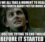 Alternative Harry Potter Theory