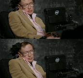 When John Oliver Interviewed Stephen Hawking