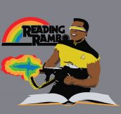 Reading Rainbow With A Twist