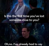 Sheldon Cooper Being Sheldon Cooper