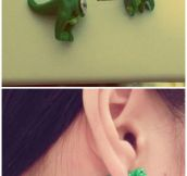 Jurassic Earring