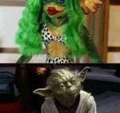 Jedi Masters Have A Past