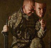 A Very Powerful Artwork About War