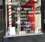 Dancing Problem Fixed