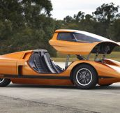 Holden Hurricane From 1969