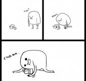 I Do This Every Time I See A Cat