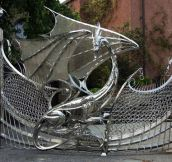 Magnificent Dragon Gate