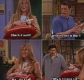 Ross Was Always My Favorite