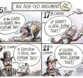 A Very Old Argument