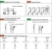 The Pros And Cons Of Being Tall