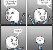 Psychological Fail