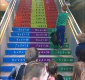 Mathematical Stairs
