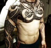 Magnificent Viking Tattoo