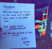Quite Possibly The Perfect Wife