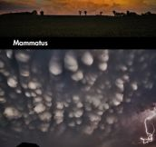 Unreal Cloud Formations