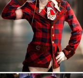 Female Cosplay Win