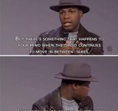 John Boyega On BB-8