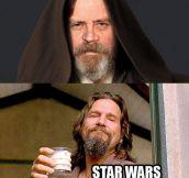 Why Luke Looked So Familiar