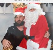 Too Big For A Santa Picture