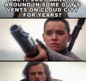 The Force Awakens Alternate Endings