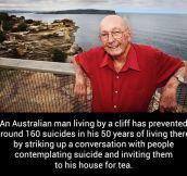 He Deserves A Novel Prize