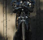 Legendary Medieval Batman Armor