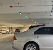Every Parking Garage Should Have This System
