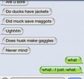 15 Times Your Parents Failed At Texting