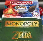 Probably The Coolest Monopolies Ever Made