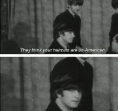 The Beatles, Masters Of Sass