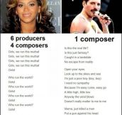 Real Musicians Vs. Mere Posers