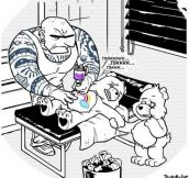 Care Bear Rainbows