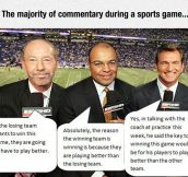 Sports Game Commentary