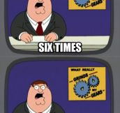 One Thing That Really Grinds My Gears