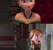 Anna's Big Mistake