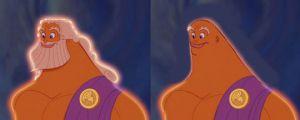 If Zeus Cut His Powerful Beard