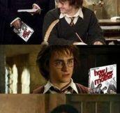 Rude Snape