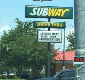Subway Pun Game