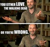 Rick's Got A Good Point