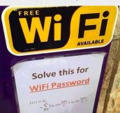 Solve For Password